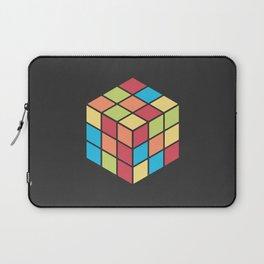 #68 Rubix Cube Laptop Sleeve