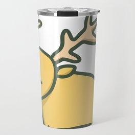 lovely elk Travel Mug