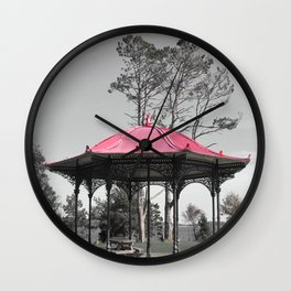 The Bandstand  Wall Clock