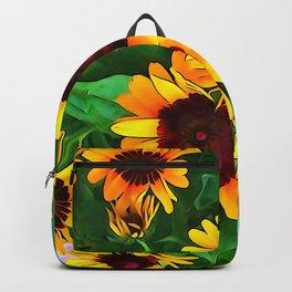 Black Eyed Susans PO Backpack