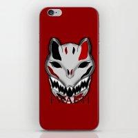werewolf iPhone & iPod Skins featuring WereWolf by FWAETI