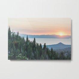 The Wilderness Metal Print