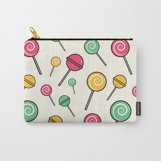 Lolli-lollipop Carry-All Pouch