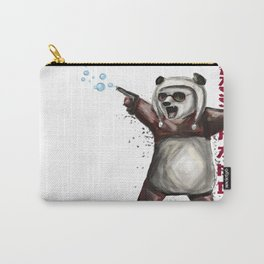 Bass Panda Carry-All Pouch