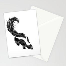 Skunk Stationery Cards