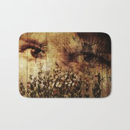 In Your Mothers Eyes Bath Mat