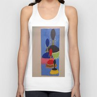 soul Tank Tops featuring Soul by tmens