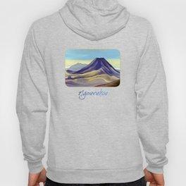 Mount Ngauruhoe Hoody