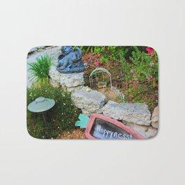 Nap in the Garden, California Style Bath Mat