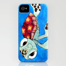 Squirt From Finding Nemo iPhone (4, 4s) Slim Case