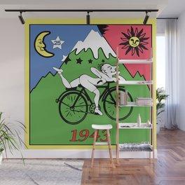 hoffman blotter Wall Mural