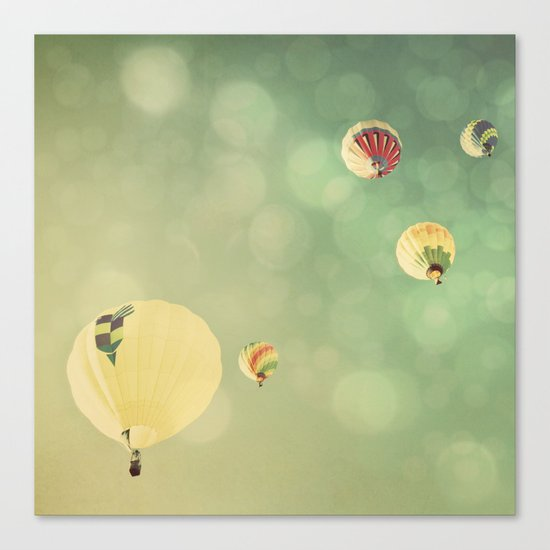 Sunshine & Big Sky Canvas Print