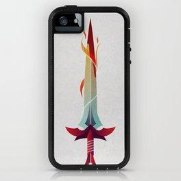 Heroism iPhone Case