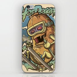 HotDoggers! iPhone Skin