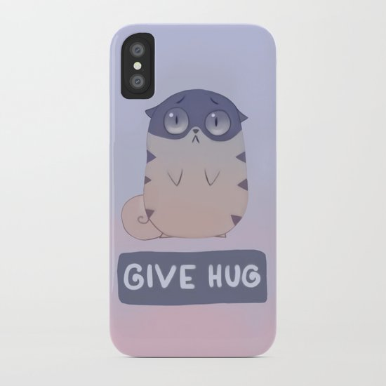 Boggart Hug iPhone Case