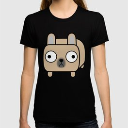 French Bulldog Loaf - Fawn Frenchie T-shirt