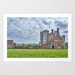 The Abbey Art Print