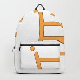 Hamster Wheel Motivation Entrepreneur Gift Backpack