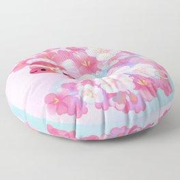 Sakura Ryukin Floor Pillow