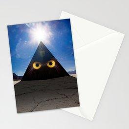Pyramid Stationery Cards