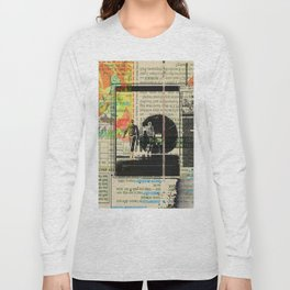 Rauschenberg Rumble (for Hip Kidds) Long Sleeve T-shirt