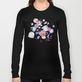 Tea and cookies Long Sleeve T-shirt