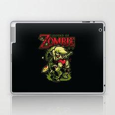 Legend of Zombie Laptop & iPad Skin