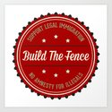 Build The Fence by politics