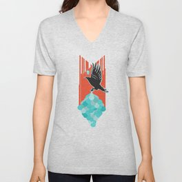 Poster Project   Naaman Unisex V-Neck