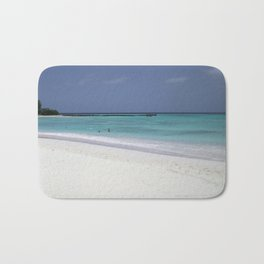 Beach perfection Bath Mat
