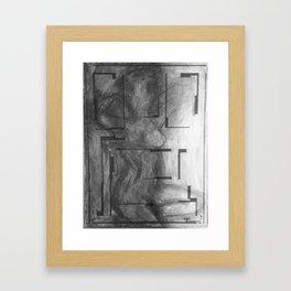 Dark Sister 1 Framed Art Print