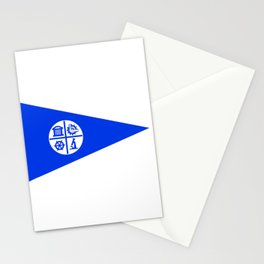 flag of Minneapolis Stationery Cards