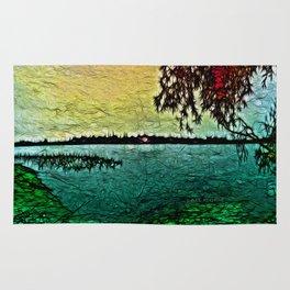 :: Lake View :: Rug