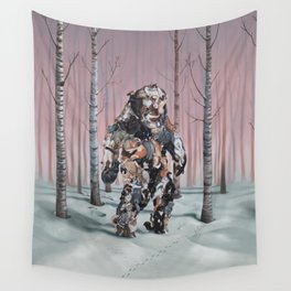 Catsquatch II Wall Tapestry