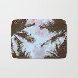 Vintage Palms Bath Mat