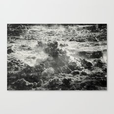 Somewhere Over The Clouds (III Canvas Print