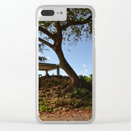 That's What I Call a Nice Tree Clear iPhone Case