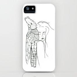 Her Mate iPhone Case