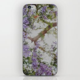 Purple Dream iPhone Skin