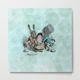 Tea Party (the real one) Metal Print