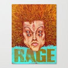 Carrot Top - ArtBattleLA Canvas Print