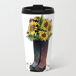 Sunflowers Travel Mug