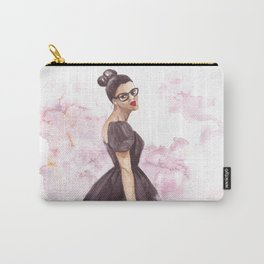 Daring Debutante Carry-All Pouch
