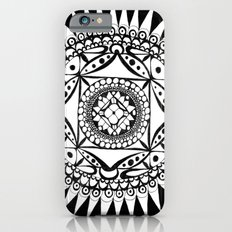 Mandala 1 iPhone 6s Slim Case