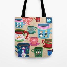 Fa La La La Latte Tote Bag