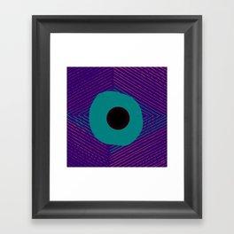RONROND Framed Art Print