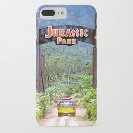 The Park. iPhone Case