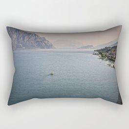 Lake Garda Italy Rectangular Pillow