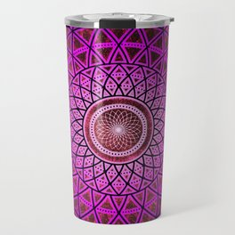 Divine Feminine Radiance Travel Mug
