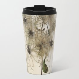 Florales · plant end 7 Travel Mug